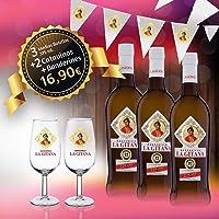Manzanilla La Gitana - Pack 3 Botellas 37,5