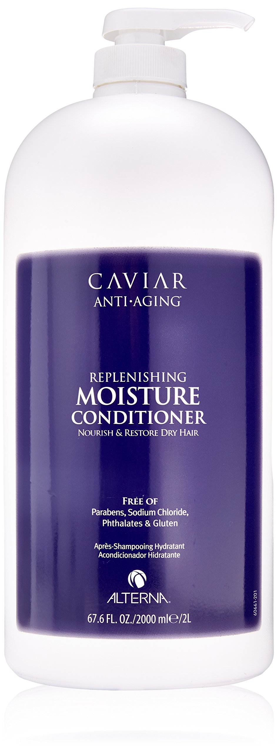 Alterna Caviar Anti-Aging Repleneshing Moisture Conditioner for Unisex, 67.6 Ounce by Alterna (Image #1)