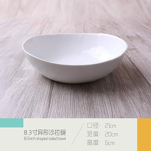 CZDXM Creativo en Forma de Alta Temperatura vajilla de cerámica ...