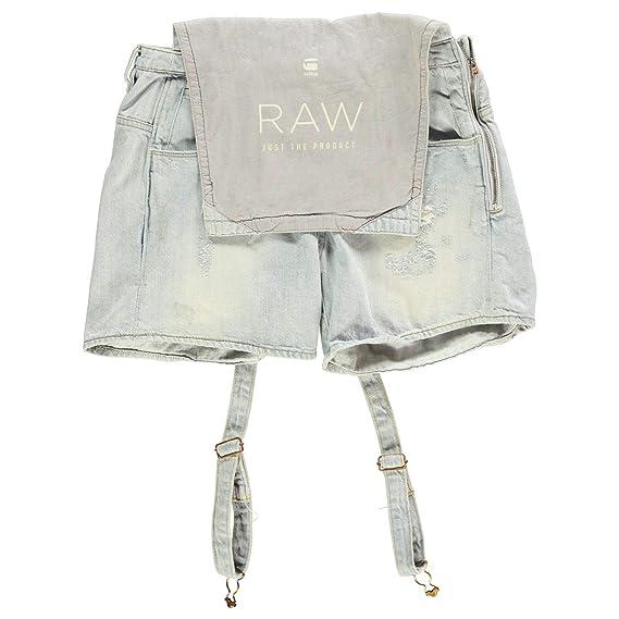 430860ac14a7 G Star Womens Arc Boyfriend Short Overalls  Amazon.co.uk  Clothing