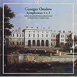Georges Onslow: Symphonies 1 & 3