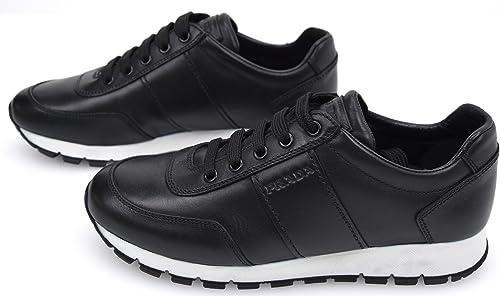 Prada Woman Sneaker Shoes Black OR