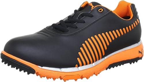 PUMA FAAS Grip Golf Shoes Mens Black