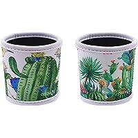 CM Reusable Coffee Mug Sleeve Cover Coffee Cup Sleeve Cover Heat Resistant Neoprene Insulator Sleeve for Coffee Tea Hot…