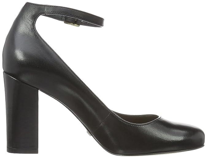 Womens Zs 6454-16 Royal Calf Soft Closed Toe Heels Buffalo 16ElW