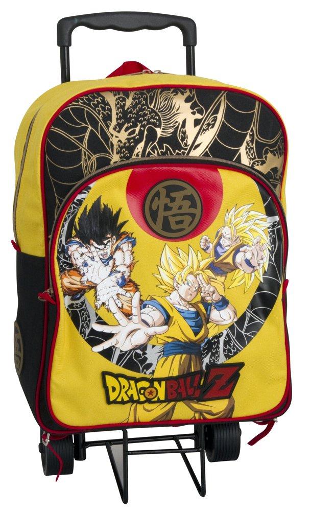 Auguri Preziosi Giochi Preziosi 85975 Dragon Ball Z - Mochila con Ruedas extraíbles: Amazon.es: Juguetes y juegos