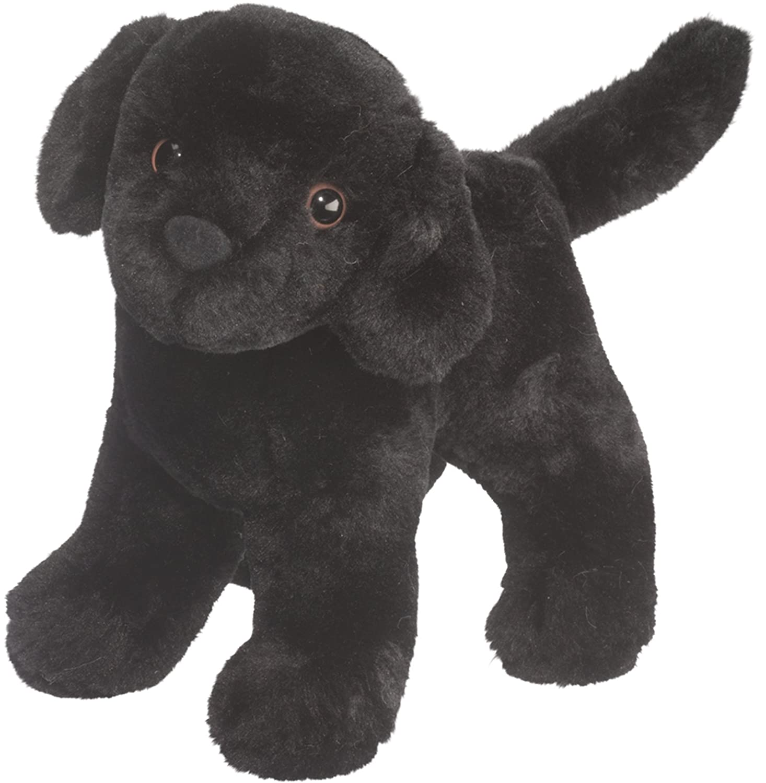 Cuddle Toys Peluche Perro Labrador Negro de 20 cm de Largo 3997