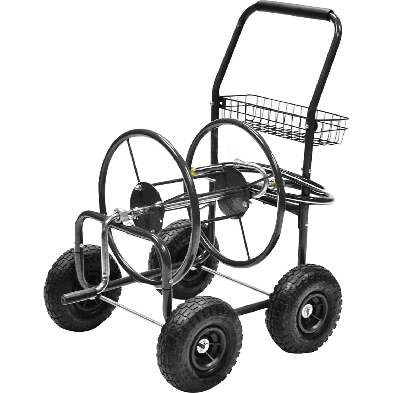 Amazon.com : Precision Products HR250 Hose Reel Cart, 250 Feet : Garden  Hose Reels : Garden U0026 Outdoor