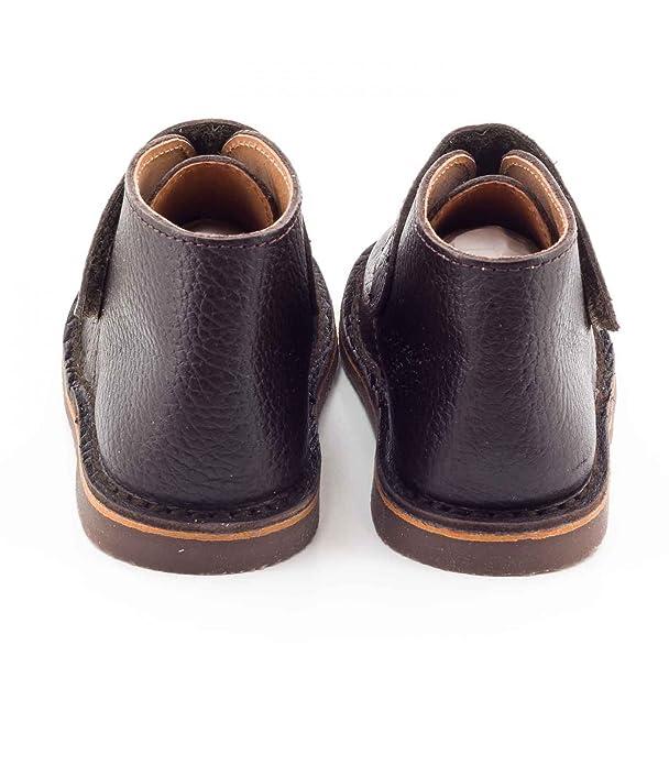 Boni Carles–Zapato Montante niño, Marrón (marrón), 30