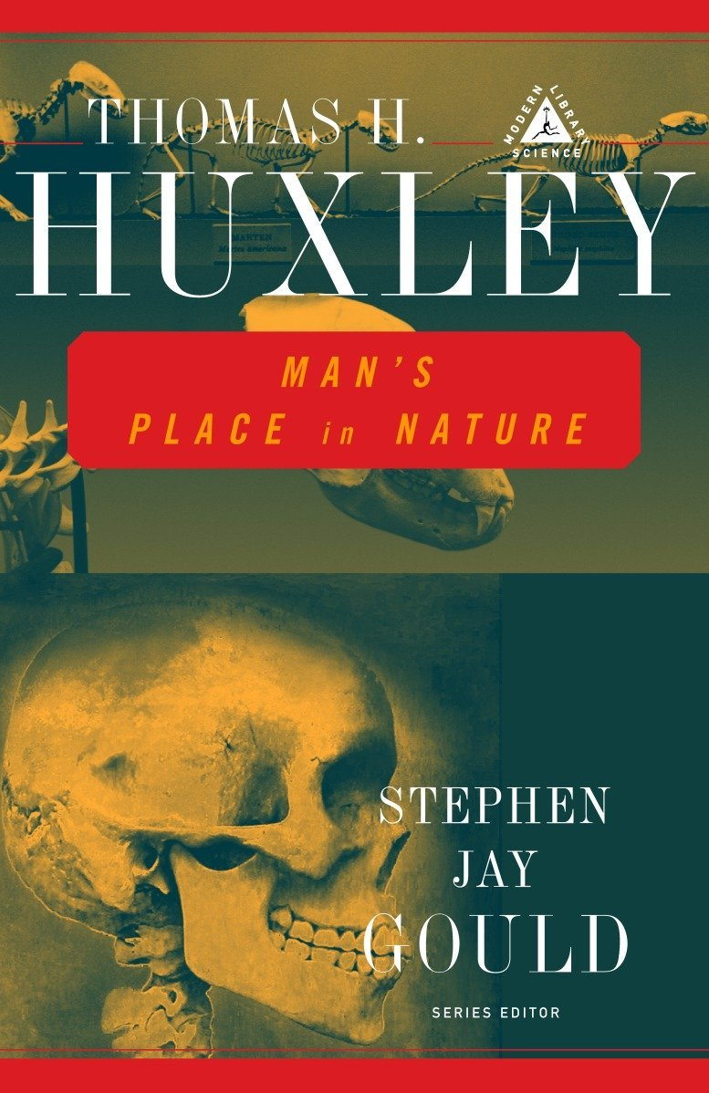 Man's Place in Nature (Modern Library Science) pdf epub