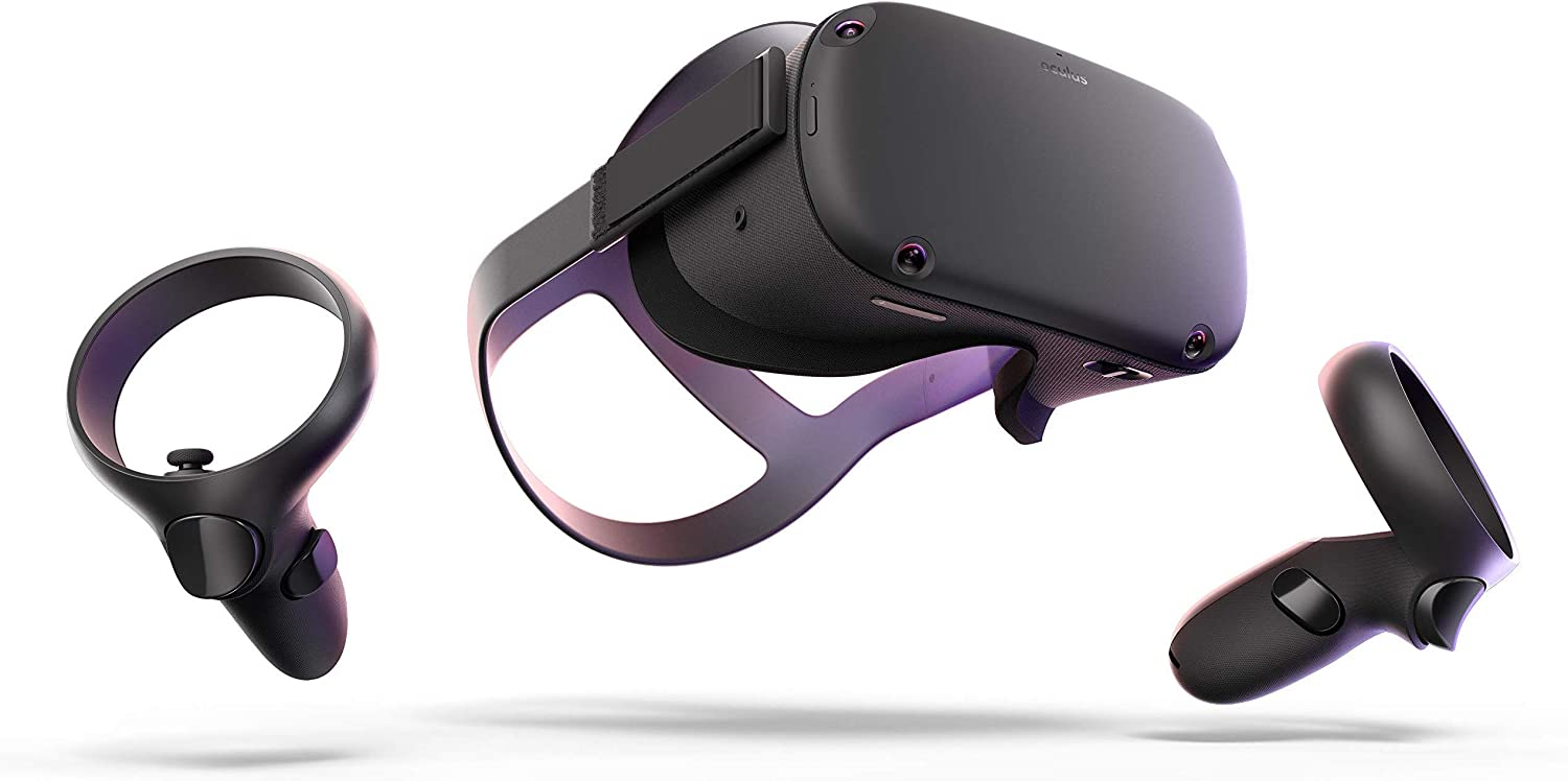 oculus quest all in one vr gaming headset geschenk