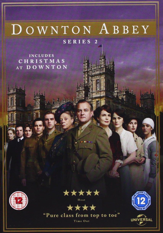 Amazon.com: Downton Abbey - Series 1-3 / Christmas at Downton Abbey ...