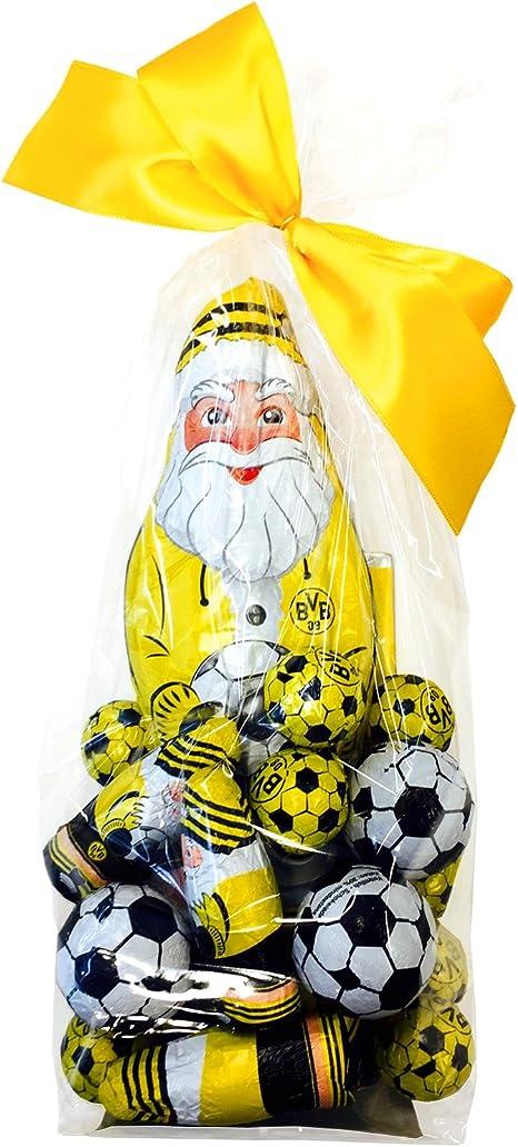 Borussia Dortmund Chocolate Set de regalo (XL Papá Noel ...