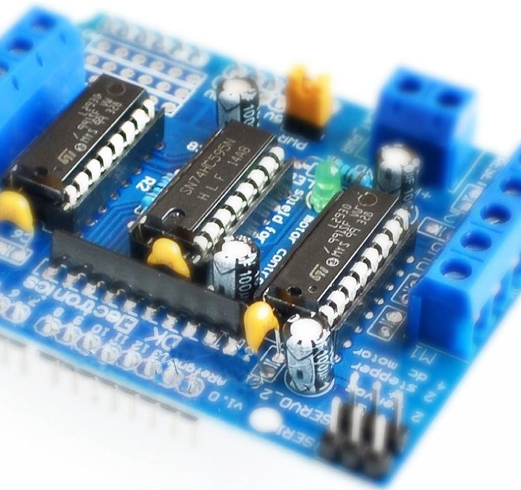 5PCS L293D L293 Push-Pull Four-Channel Motor Driver IC DIP-16 TYNSZT