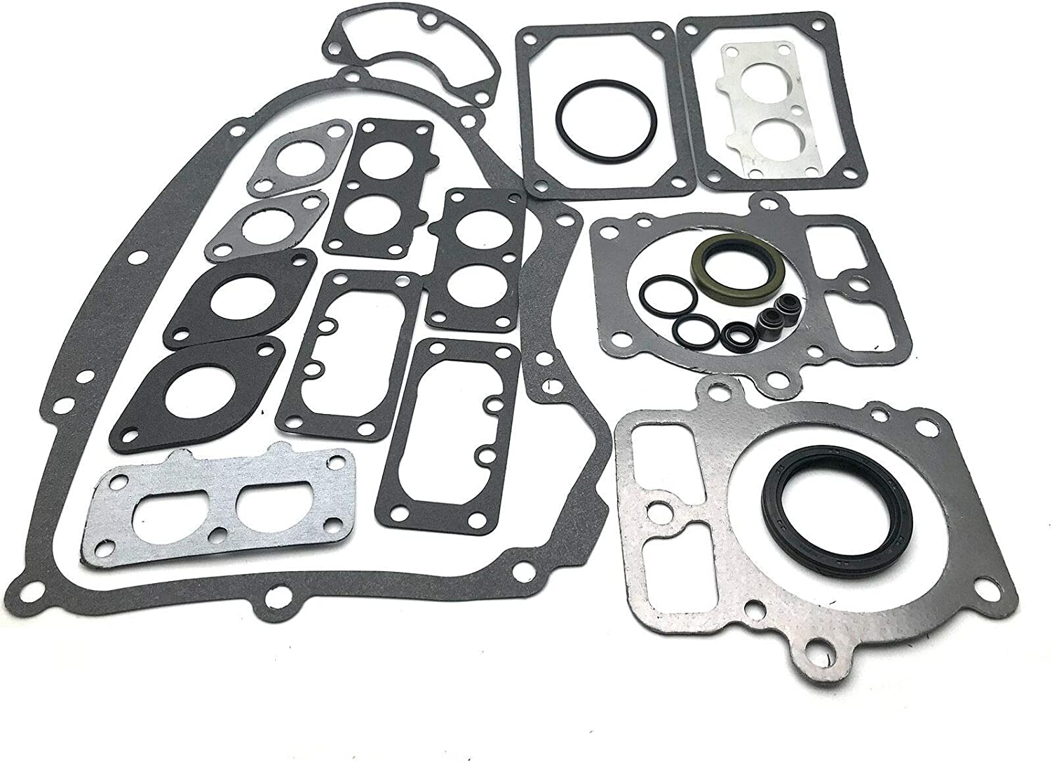 TacPower HQMelectronicsparts Supplies for Briggs /& Stratton Engine Gasket Kit Select 405777 40H777 40G777 407777