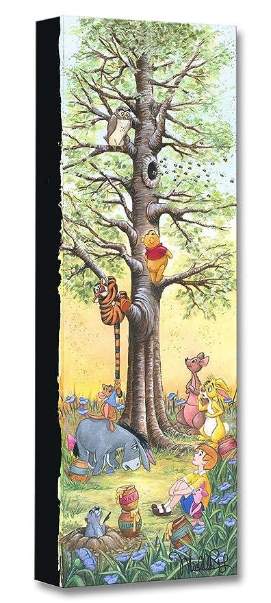 Amazon.com: Disney Fine Art Tree Climbers - Treasures on Canvas ...