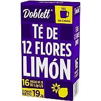 DOBLETT Te 12 Flores Limon 24/16/19.2Gr, 19.2 Gramos