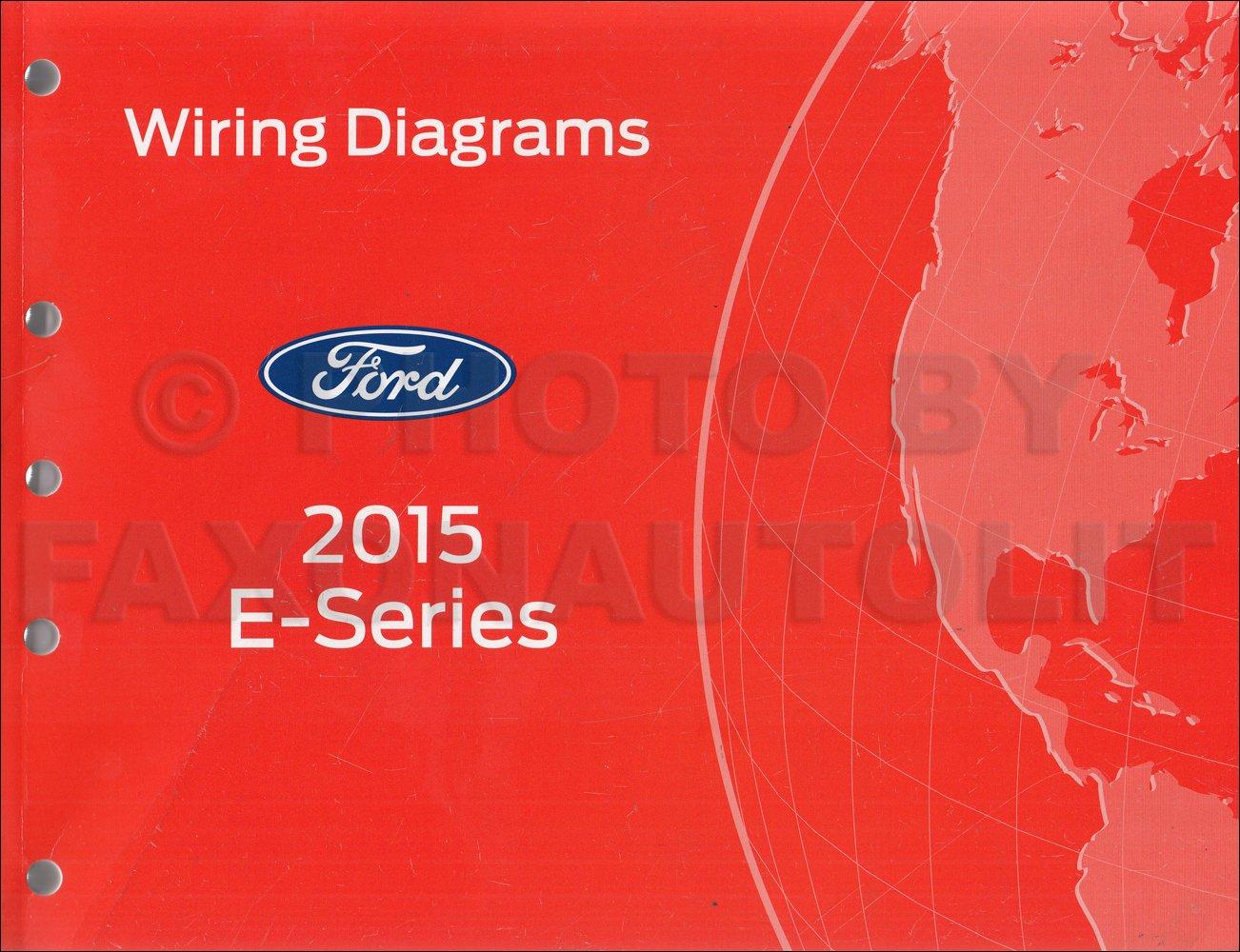 ford econoline van wiring diagram 2015 ford econoline wiring diagram manual original van e 350 e 450  2015 ford econoline wiring diagram