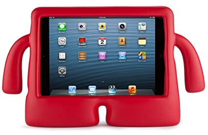 new product cff5e b3efb Speck iGuy Standing Cover for iPad Mini, Chili Pepper Red (SPK-A1518)
