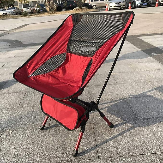 Amazon.com: LFJXBF Outdoor Furniture Sillas Playa Plegable ...