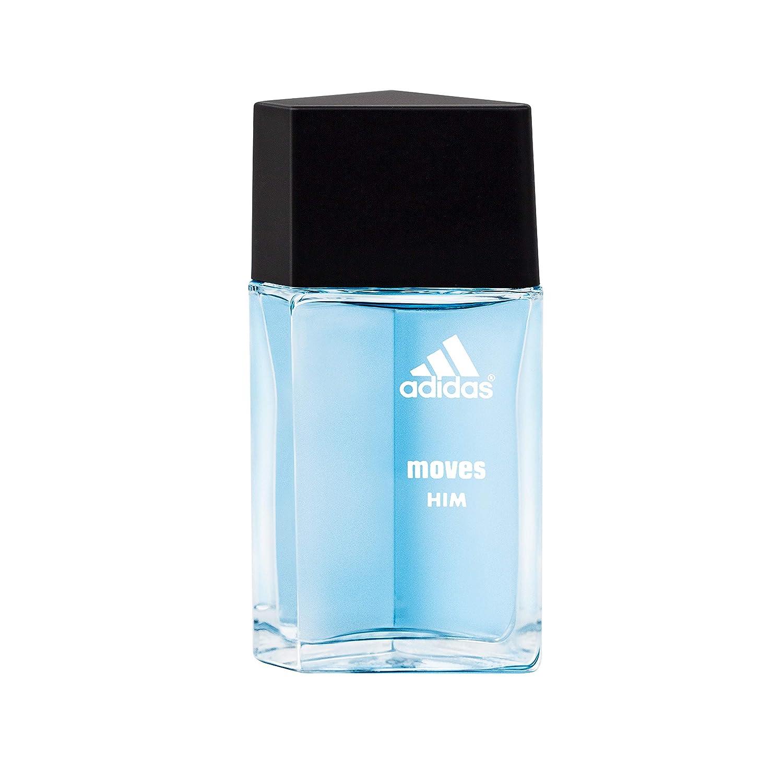 cerca autentico elegante nello stile design moderno Amazon.com : Adidas Moves For Men Eau De Toilette Spray, 1 Fl Oz ...