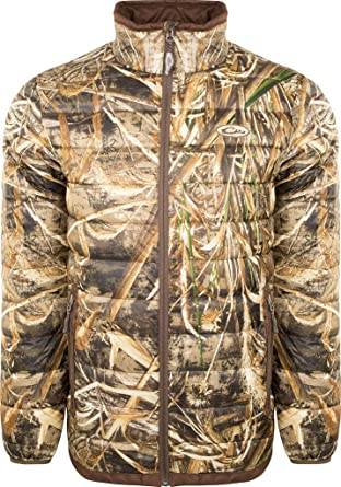 2cd976762ca Image Unavailable. Image not available for. Color: Drake Waterfowl LST Camo Double  Down ...