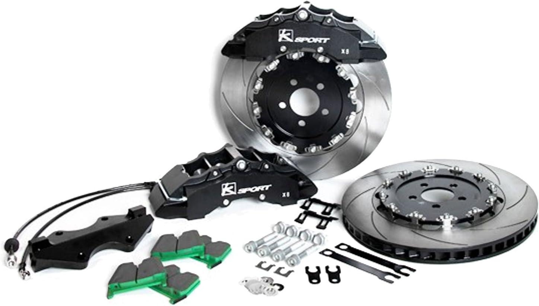 Ksport BKAU150-961SO 16 8-Piston SuperComp Front Brake Kit