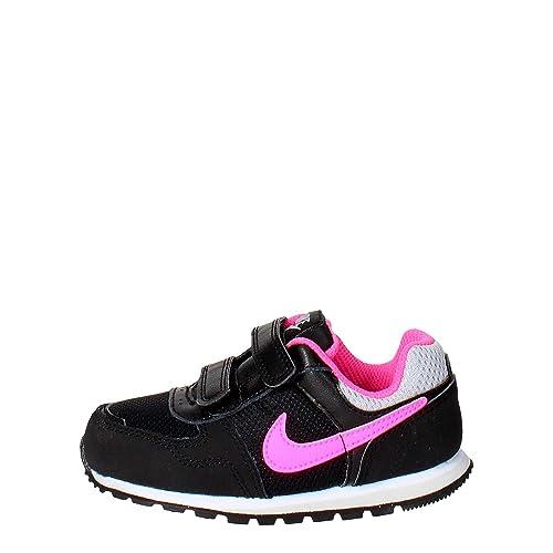 2beb5d888ea9c Nike Bimbo 0-24 MD Runner (TDV) Scarpe Sportive Nero Size  19.5