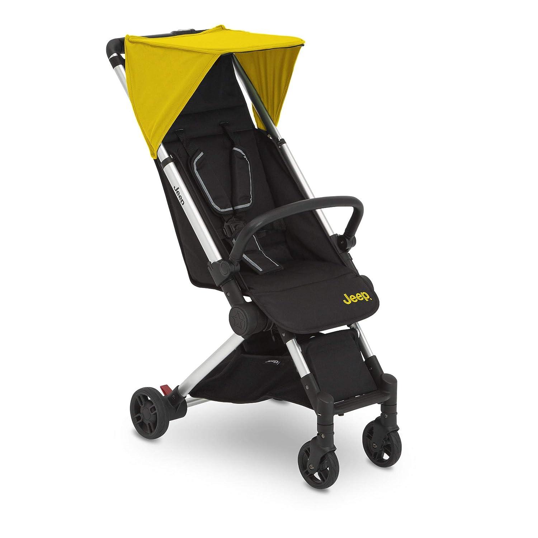 Jeep Arrow Travel Stroller by Delta Children, Yellow