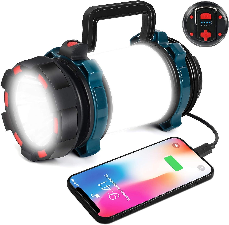 SPAKTOY Rechargeable Lantern
