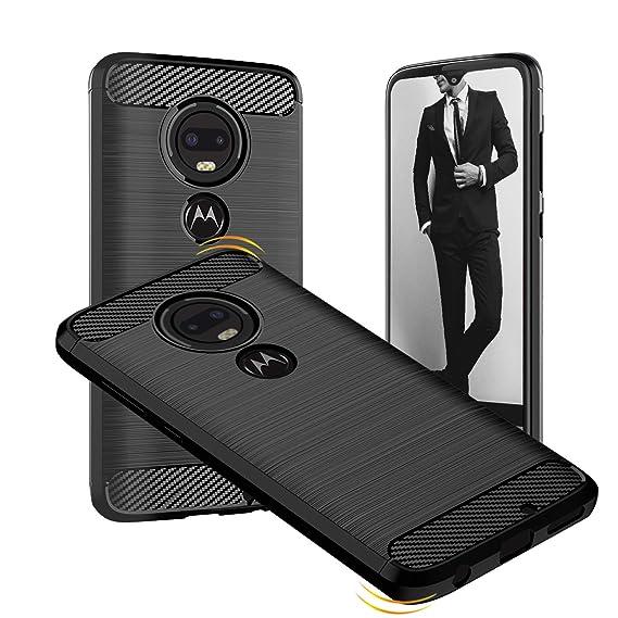 Amazon.com: Funda protectora para Moto G7, Motorola G7 Plus ...