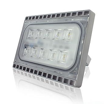 Projecteurs ChaudUltralégerDesign 30w SécuritéPour PuissanteEclairage De Led ImperméableLampadaire LampeBlanc Lumière MinceIp65 N0m8wvn