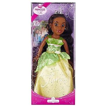 Amazon Com Disney Princess Me Tiana Shimmer Edition Toys Games