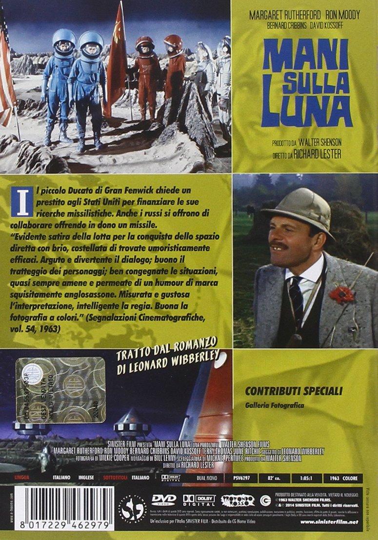 Mani Sulla Luna [Italia] [DVD]: Amazon.es: Ron Moody ...