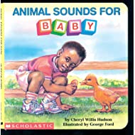Animal Sounds For Baby (What-A-Baby Series)