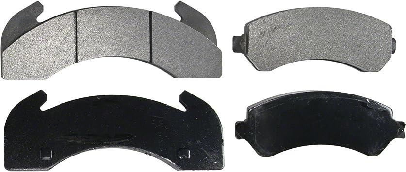 Disc Brake Pad Set-SevereDuty Disc Brake Pad Front,Rear Wagner SX225