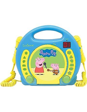 Amazon.es: Radios, MP3 y reproductores de CD: Juguetes y juegos