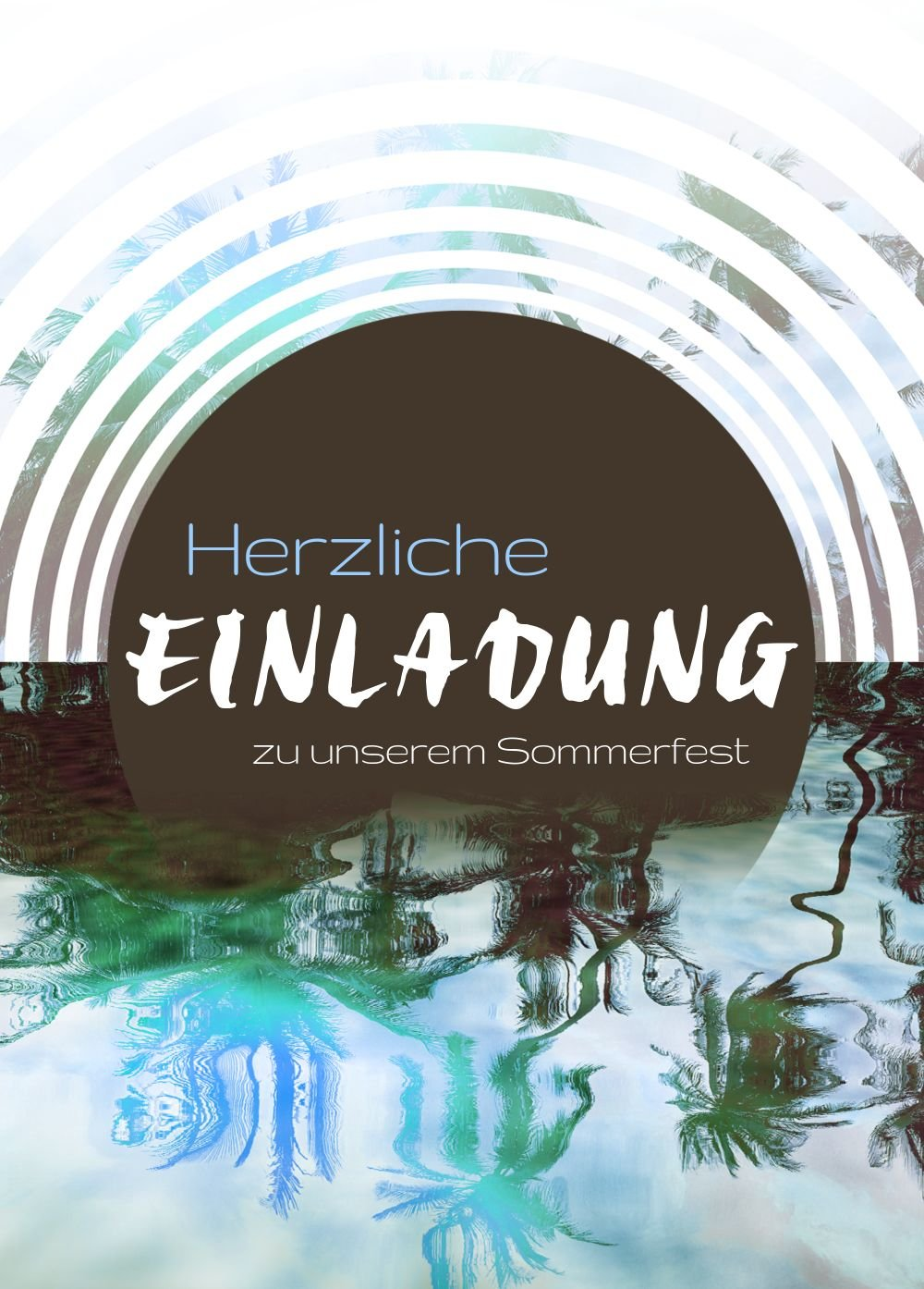 Einladung Einladung Einladung Sommerfest Sonnenaufgang, 60 Karten, HellgrauLila B0744D8Q2P | Hochwertig  | Deutsche Outlets  | Moderater Preis  015345