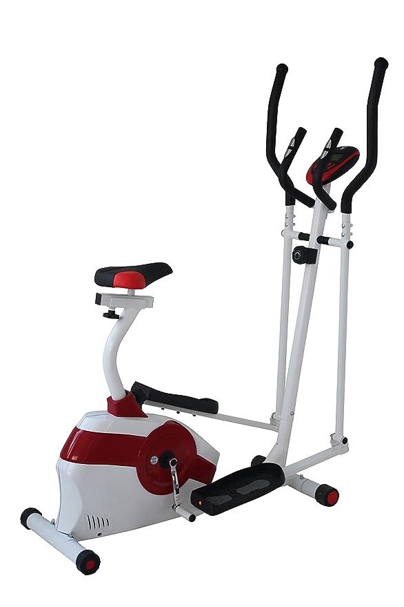 Olympic ES-9401 - Elíptica de fitness, color blanco, talla n.a: Amazon.es: Deportes y aire libre
