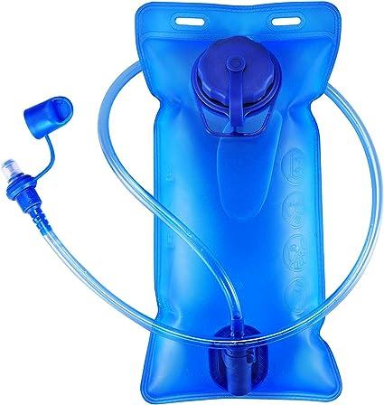 Hydration Bladder 2 Liter Leak Proof Water Bladder for Hydration Pack BPA Free