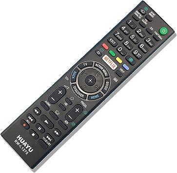Mando a distancia apto para SONY TV RMT-TX100D RMT-TX101JRMT-TX102U RMT-TX102D RMT-TX101D RMT-TX100E RMT-TX101E RMT-TX200E: Amazon.es: Electrónica