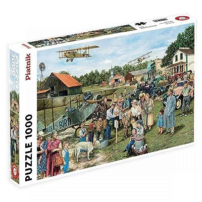 "Piatnik ""Barnstormers 1000 Teile Puzzle Jigsaw (1000 Piece): Toys & Games"