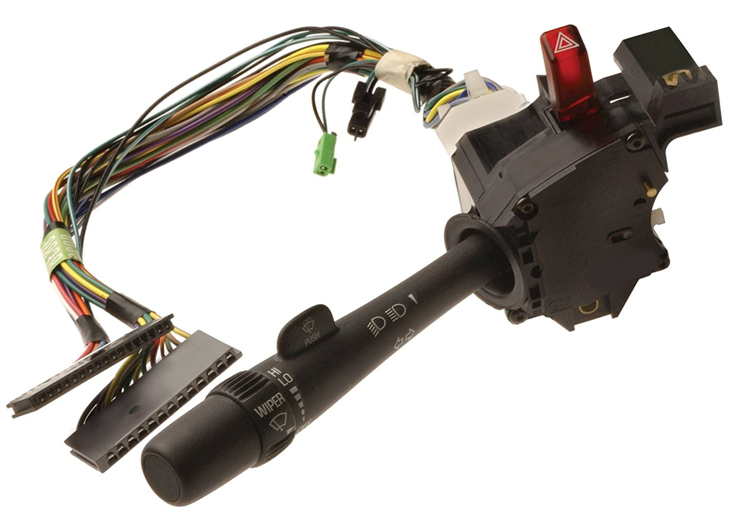 ACDelco D6259C GM Original Equipment Turn Signal Windshield Wiper and Washer Switch with Lever Headlight Dimmer