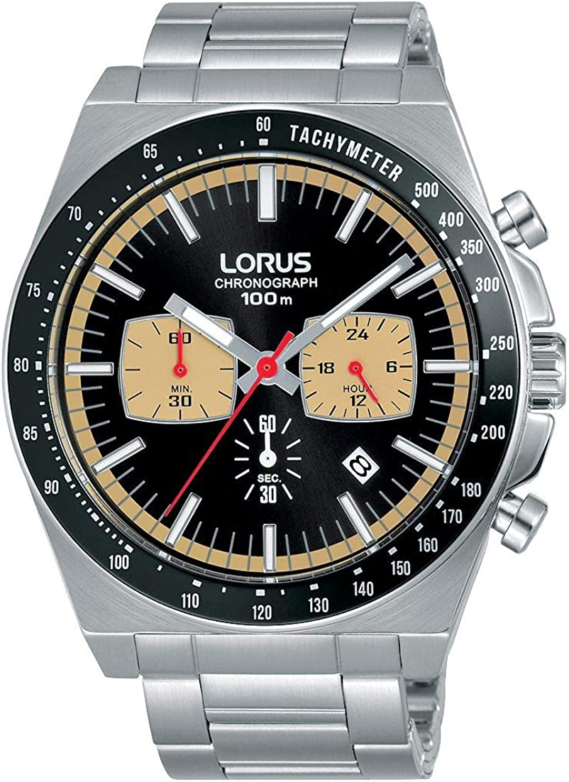 Lorus Reloj Analógico para Hombre de Cuarzo