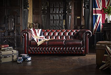 Chesterfield Divano Originale.Collins Cooper Divano Chesterfield Originale Inglese