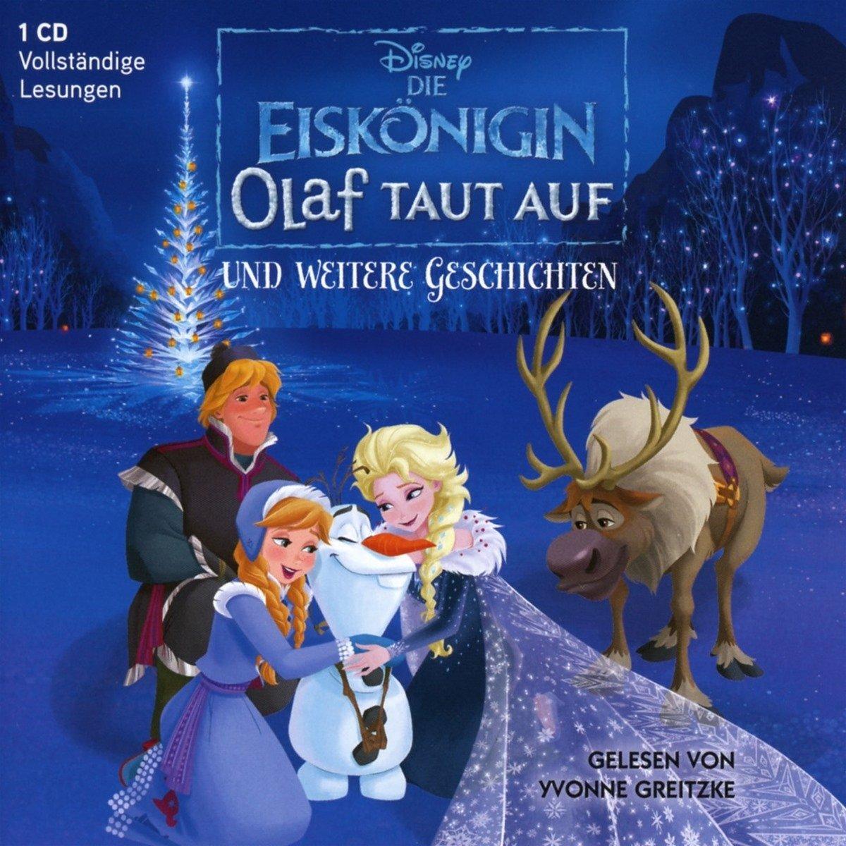 Frozen Deutsch Online