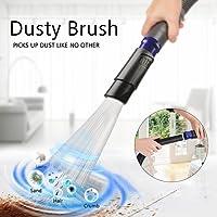 Tête Universelle pour aspirateur Dust Brosse buse pour aspirateur Daddy Nettoyant aspirateur Instruments pour Duster Nettoyage Dust pour PC Clavier pour écran CD