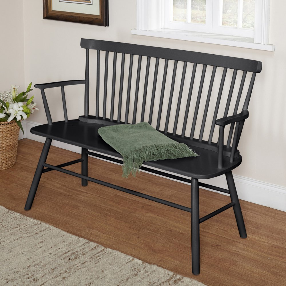 Windsor Chair Seating Bench or Single Seat