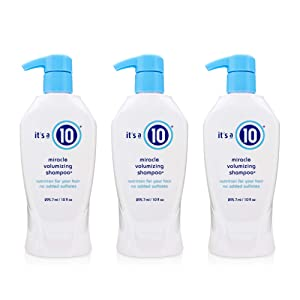 it's a 10 Haircare Miracle Volumizing Shampoo, 10 fl. oz. (Pack of 3)