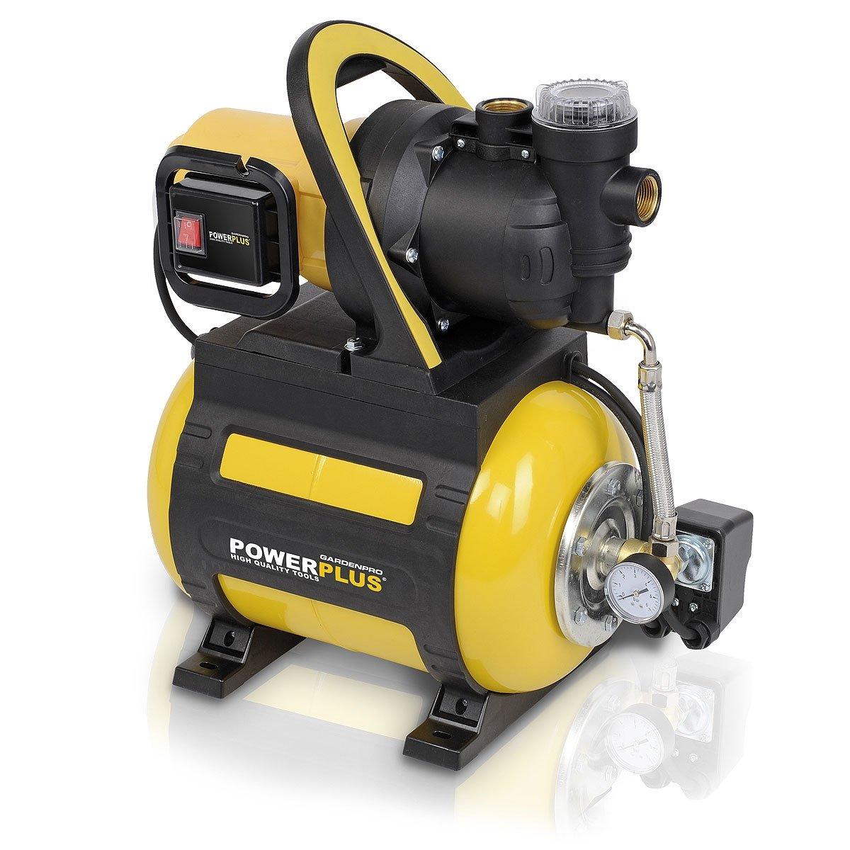 Hauswasserwerk Gartenpumpe 800W - POW XG9451